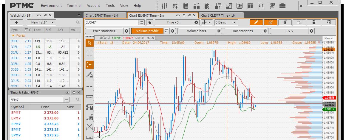 Download PTMC Trading Platform for Desktop