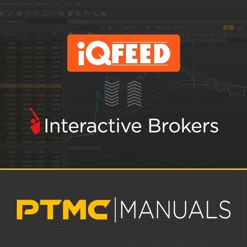 How to create multi connection with Interactive Brokers and IQFeed?