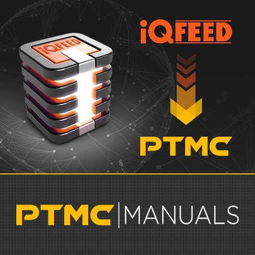 How to connect IQFeed to PTMC