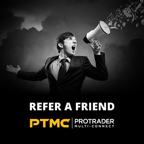 Receive more profit by PTMC Referral Program