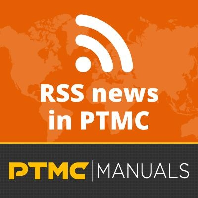 How to add RSS feeds to PTMC trading platform