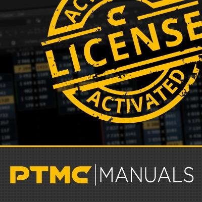How to activate PTMC License