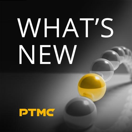 What's new in PTMC (built from 18.01.2017)
