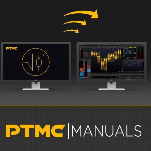 How to import technical indicators to PTMC platform