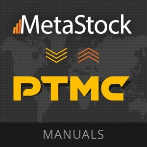 How to connect MetaStock data into PTMC?