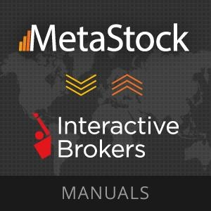 How to create multi connection with Interactive Brokers and MetaStock?