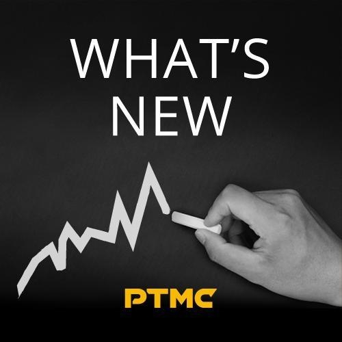 What's new in PTMC: visual changes, VWAP