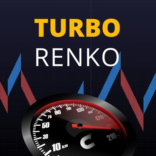 How to trade with Turbo Renko chart