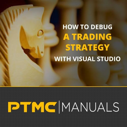 ​How to debug a trading strategy with Visual Studio