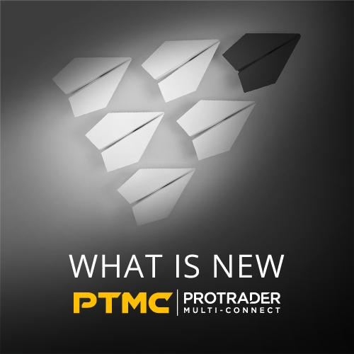 What's new in PTMC (built from 22.07.2016)