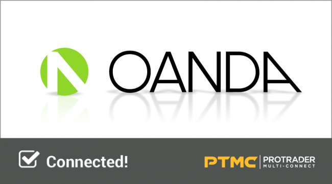 PTMC trading platform is now available via OANDA