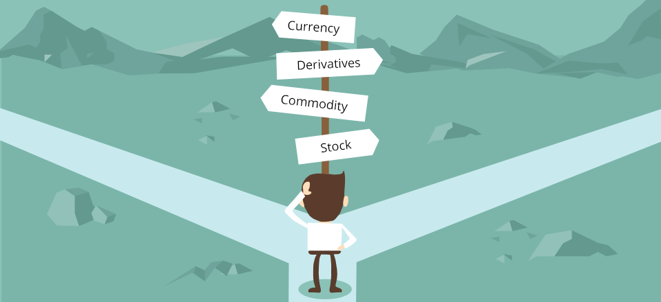 Trade assets on markets of commodities, currencies, securities and derivatives.