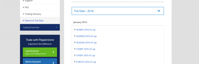 Tutorial] How to Import Tick Data - PTMC Forum