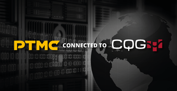 PTMC vs CQG connection