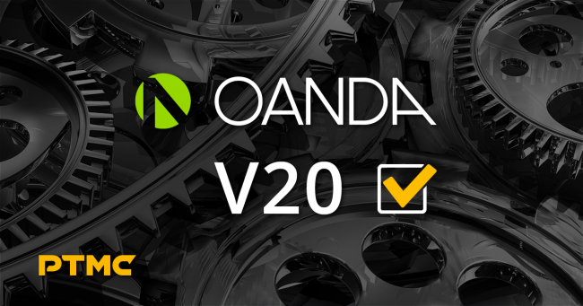 OANDA V20 trading engine