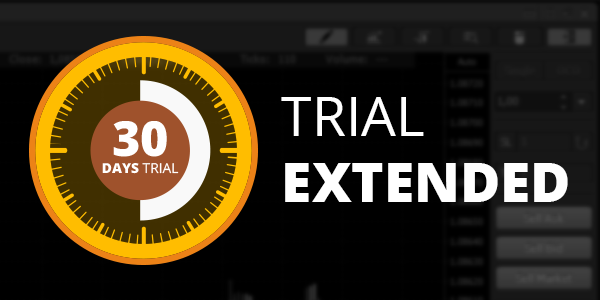 PTMC Trial is extended to 30 days